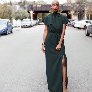 Maxi Dress w/ Slit